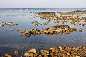 The rocks at Mù Cu port
