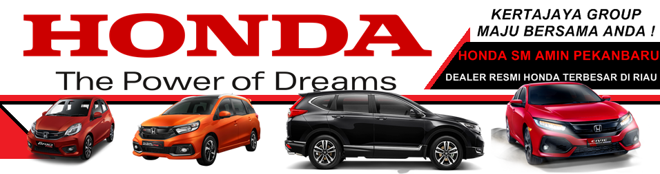 Honda SM Amin Pekanbaru