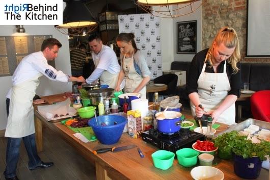 Kampania na rzecz ochrony różnorodności biologicznej mórz i oceanów - warsztaty kulinarne WWF Polska | mEATing | Dawid Furmanek blog
