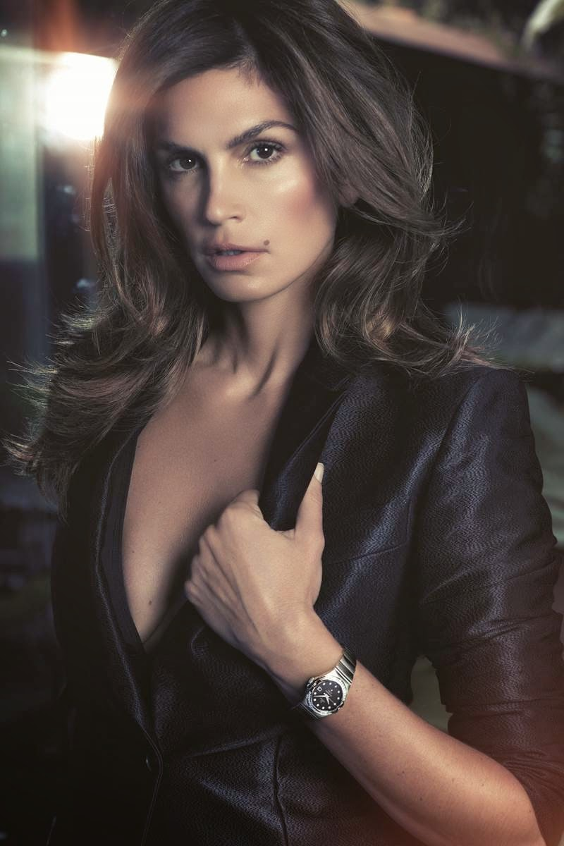 Omega Watches 2014 Campaign