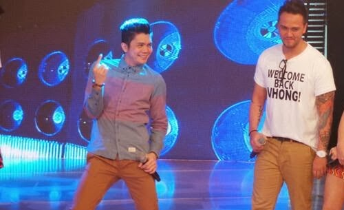 Vhong Navarro returs to It's Showtime