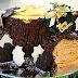 Xmas Log Cake 2014