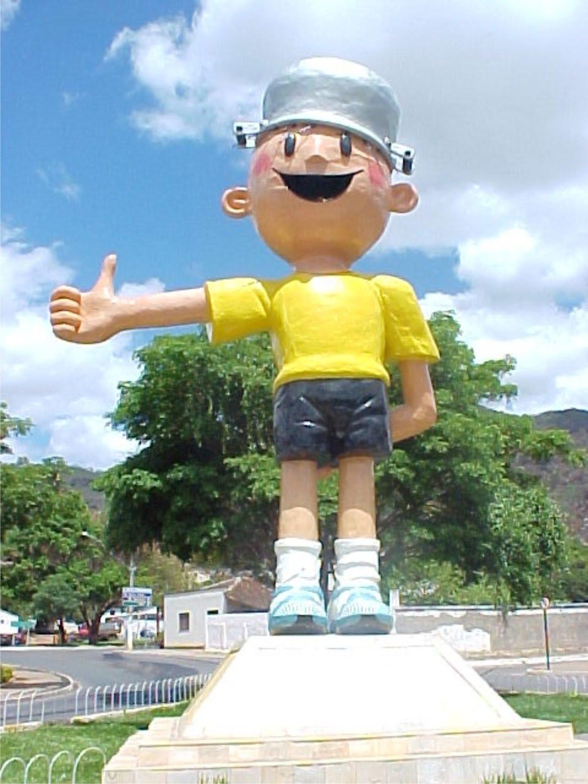 Monumento do Menino Maluquinho