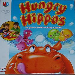 Hungry Hippos box