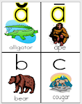 Alphabet Flip Cards!