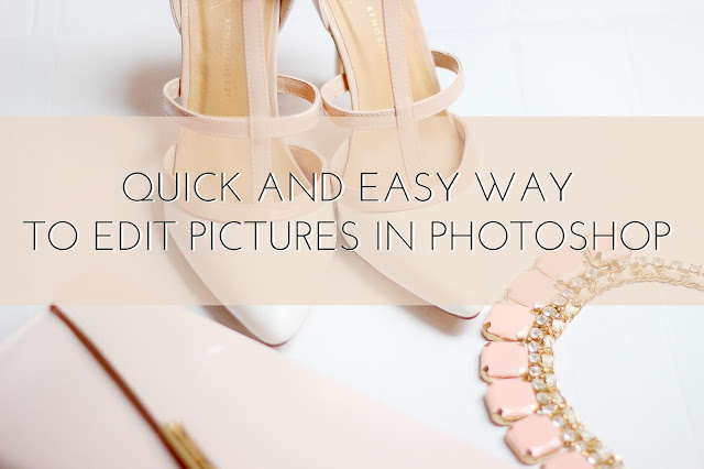 photoshop tutorial easy photo editing how to edit blog photos add more light