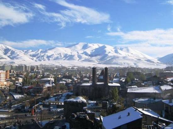 Erzurum Turkey  City new picture : City of Erzurum Turkey | Funnilogy