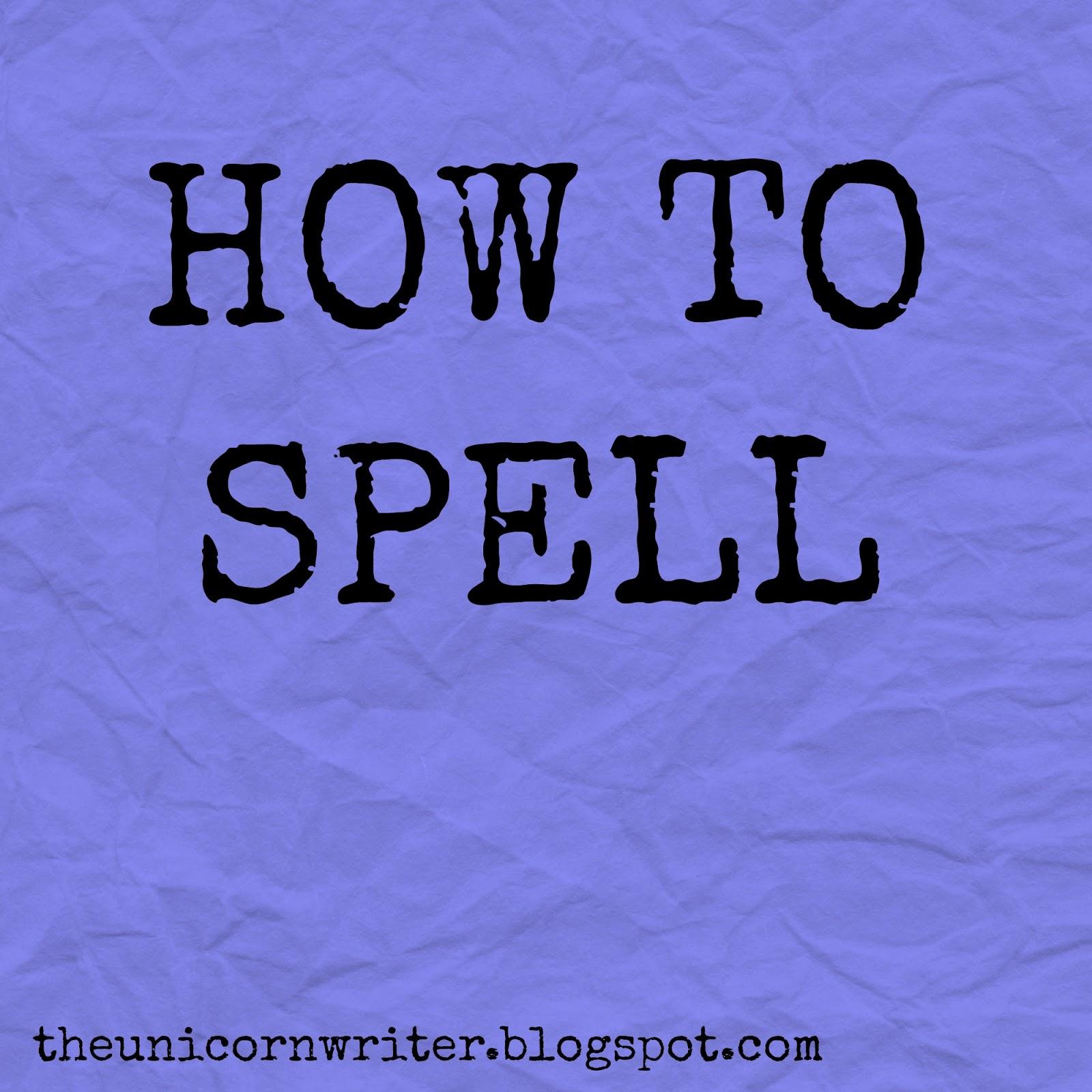 How do you spell something (something) 83