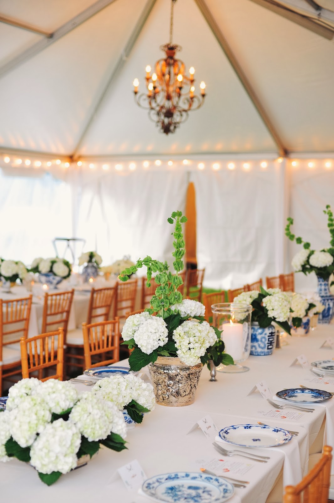 Bellissimo and bella: a blue and white rehearsal dinner for my ...