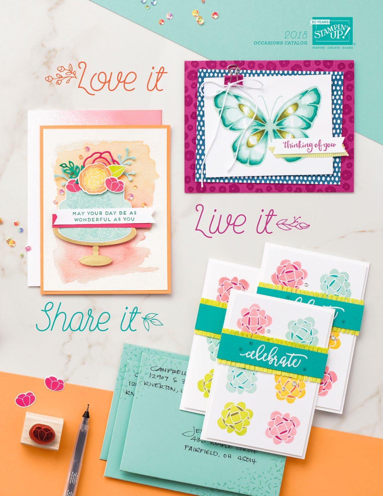 Love It, Live It, Share It