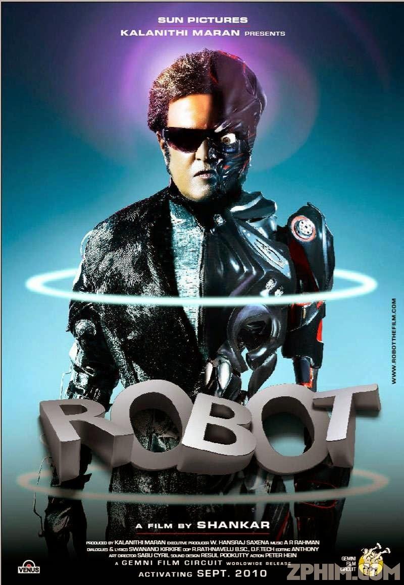 Kẻ Hủy Diệt - Enthiran (2010) Poster