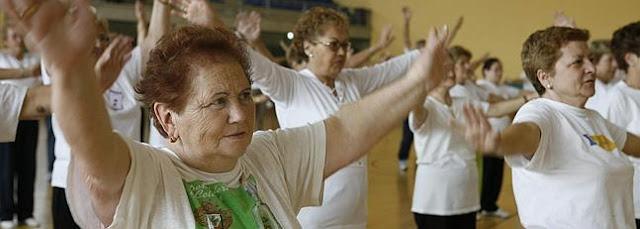 Osteoporosis recomendaciones y ejercicios