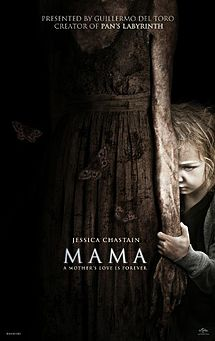 Mama 2013 film poster movieloversreviews.blogspot.com