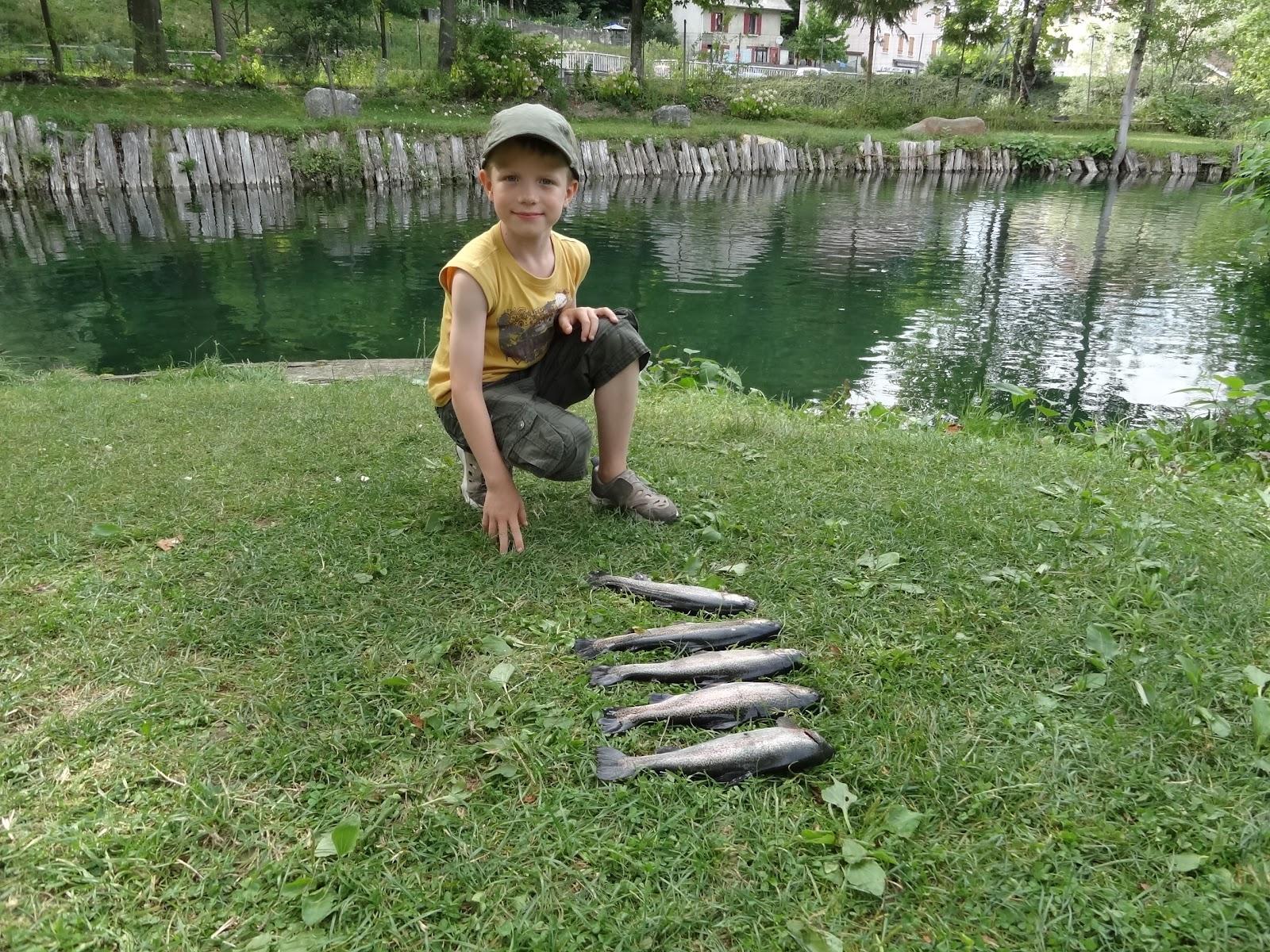 Oukraina tchekhon la pêche russe