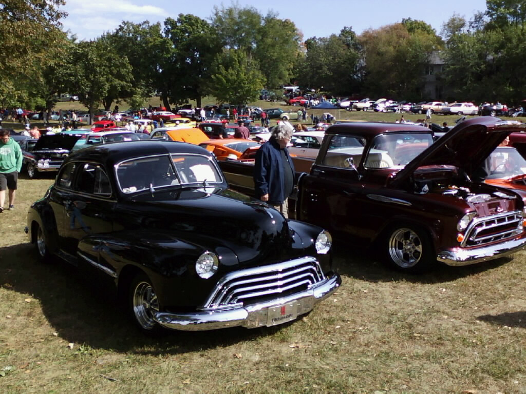 Speed Talk On Classics By The Lake Car Show - Buffalo car show