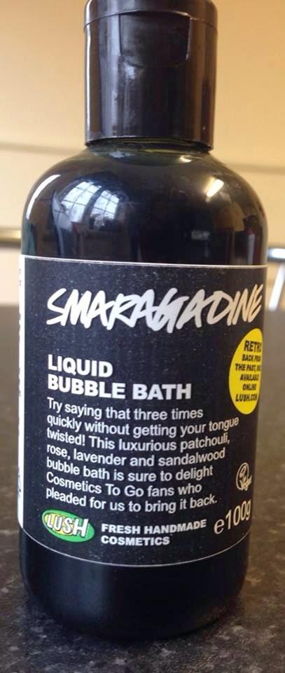 how to make liquid bubble bath