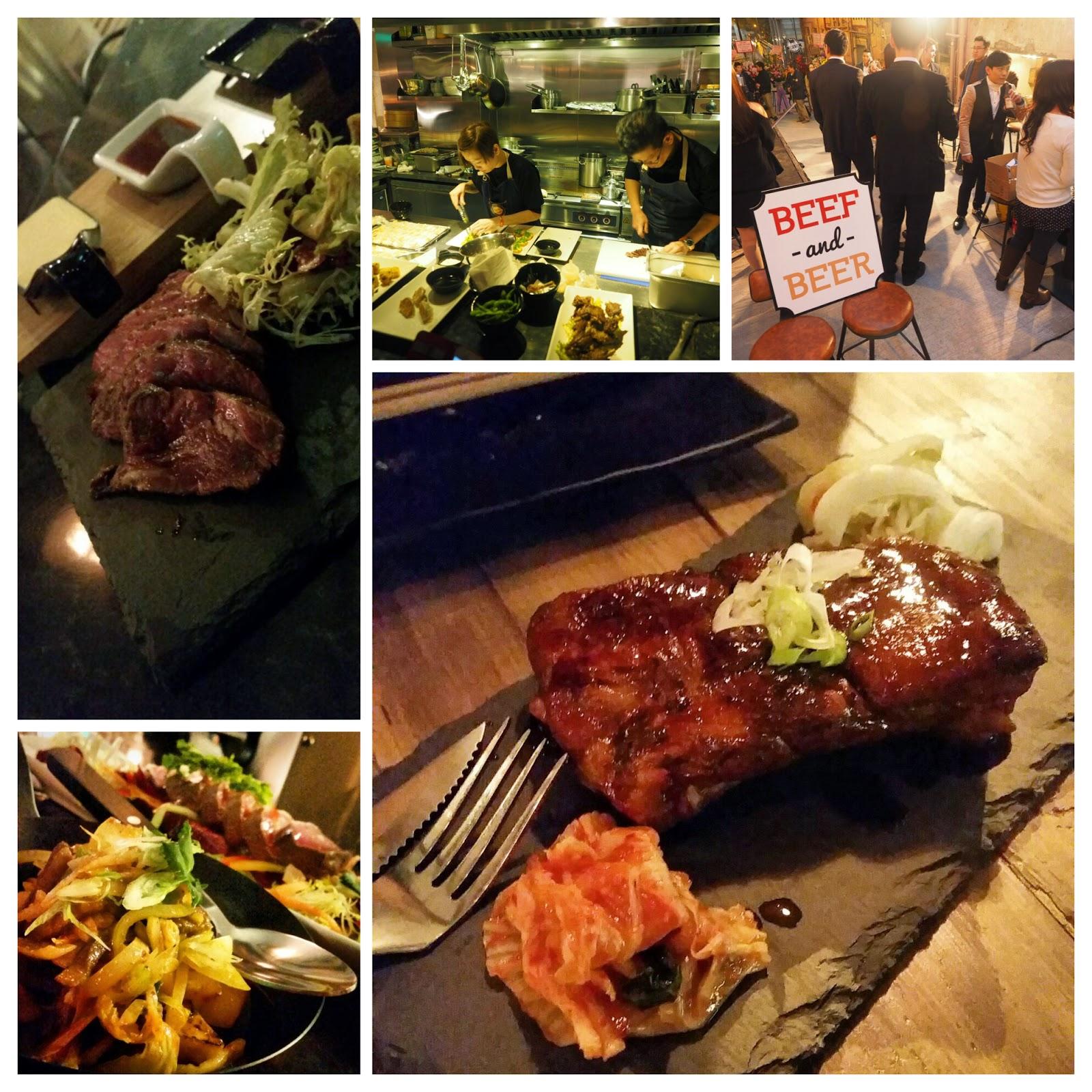 crafty cow hong kong third culture dining sheung wan hk restaurant steak craft beer