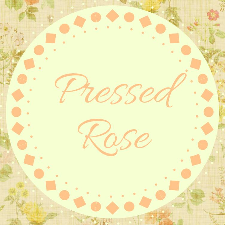 Pressed Rose