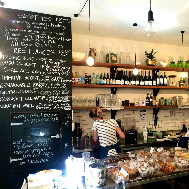 Vudu Cafe Beach Street