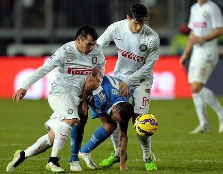 Inter Milan Target Lolos Liga Champions