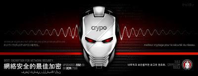 Ferramentas online grátis para criptografar texto usando 128-bit AES / DES / RCA criptografia. Criptografar ou descriptografar o texto on-line com uma senha de sua escolha utilizando esta ferramenta mão. Este é o serviço para garantir suas mensagens de uma maneira fácil. CRYPO sistema irá criptografar a mensagem usando o algoritmo de criptografia forte, e vai ser seguro para o envio. Web baseada serviço online para texto fácil e criptografia de mensagens e proteção. CRYPO - Melhor criptografia para segurança de rede.