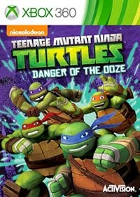 Teenagers Mutant Ninja Turtles: Danger of the Ooze