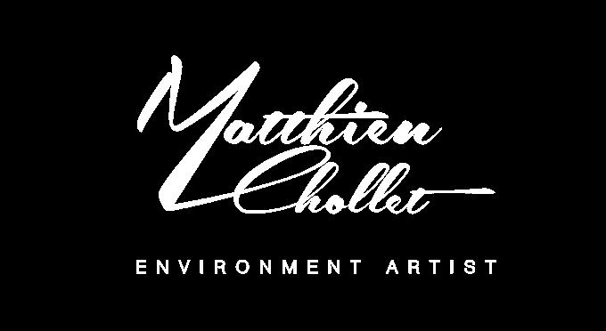 Matthieu Chollet CG artist