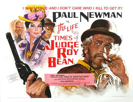 """The Life and Times of Judge Roy Bean""  (1972)"