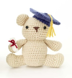 crochet bear toy pattern