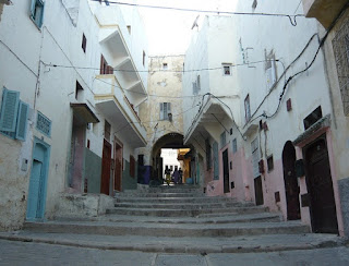 Medina Tánger Marruecos
