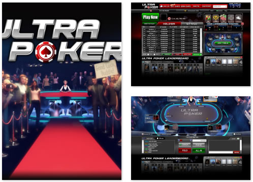 FB Game : Ultra Poker