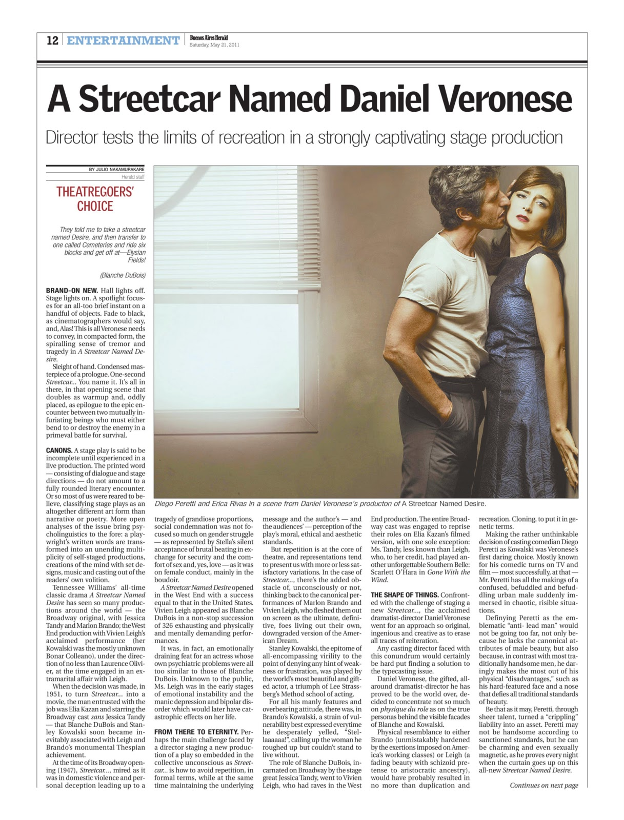 """a streetcar named desire tennessee williams s """"a streetcar named desire"""" will headline this year's tennessee williams festival st louis, which will focus on """"the french quarter years."""