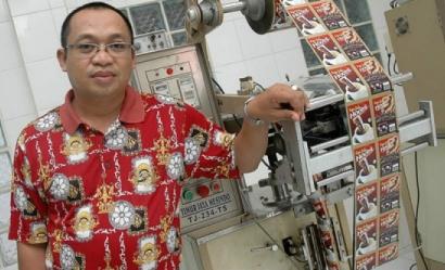 kisah pengusaha sukses tri sumono dulu tukang sapu