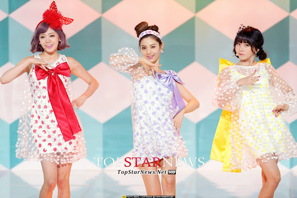 Orange Caramel Catallena Live SBS MTV The Show 140318