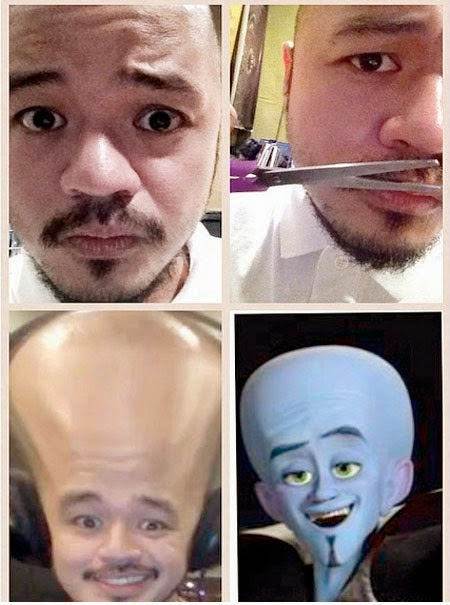 #MakeUpTransformation  megamente