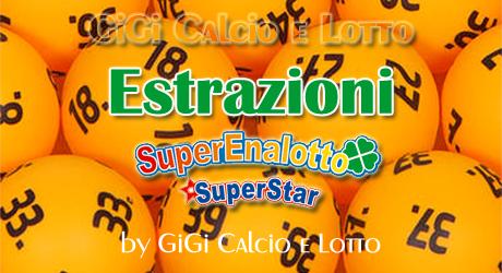 Ultime news da gigi calcio e lotto for Estrazione del lotto archivio