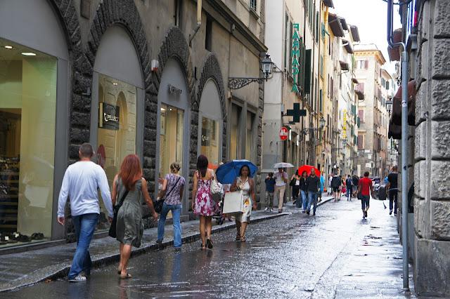 rain in florence