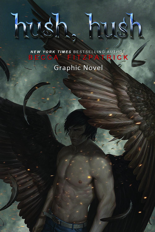Best Books Fitzpatrick Speaks Up On Hush Hush