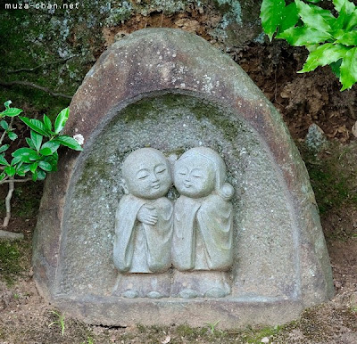 Patung Batu Dosojin Tradisi Patung Dewa di Jepang