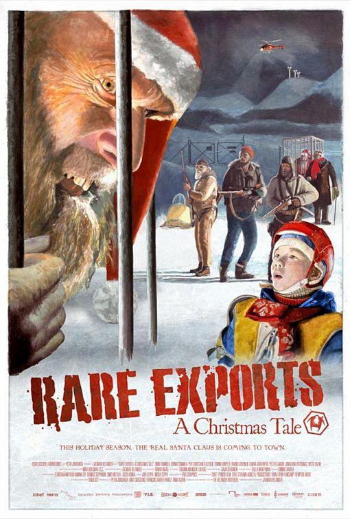 Rare Exports: Un cuento gamberro de Navidad (2010)