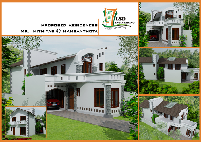 Sri lanka house construction and house plan sri lanka for House building companies