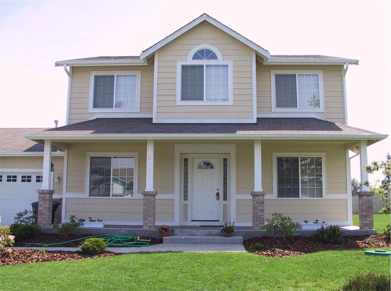 N 39 oubliez pas l 39 ext rieur de votre maison quand vous for Decoration exterieur de maison