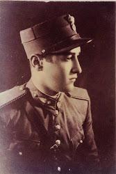 Έφεδρος Ανθυπολοχαγός Ανδρέας Τσίγκας