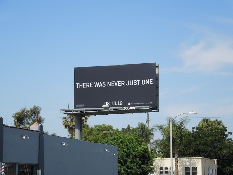 There was never just one billboard