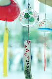 Furin Glass Windchime