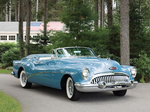 ビュイック・スカイラーク 初代 | Buick Skylark (1953-54)