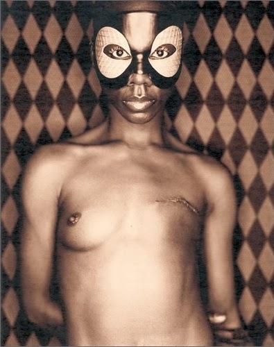 Mmekutmfon Essien by Barron Claiborne.