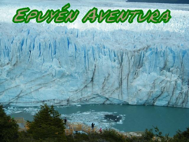 El Glaciar Perito Moreno - Parque Nacional los Glaciares
