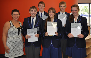 Duke of Edinburgh Silver Awardees