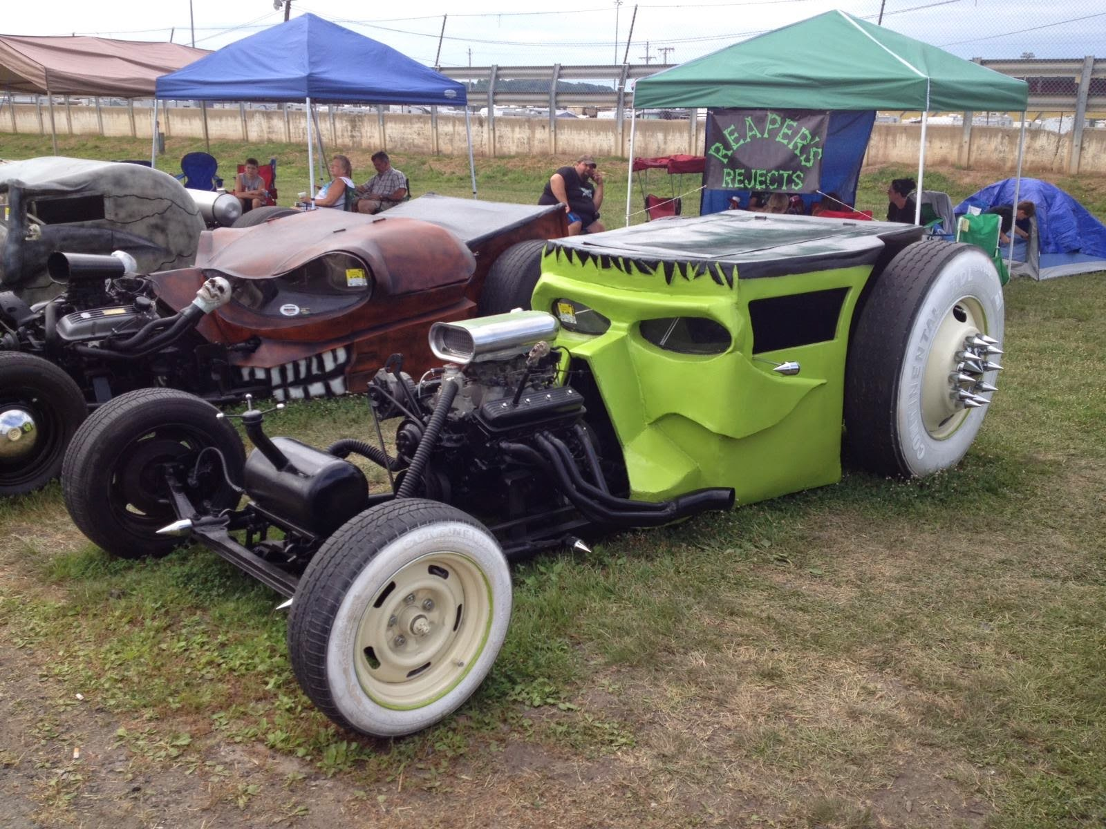 Chevy Reaper For Sale >> The Rat Rod Rocker
